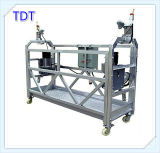 Tdt High-Rise Building Aluminium Lifting Platform (ZLP630)