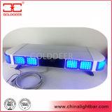 De auto Blauwe LEIDENE van de Flits Lichte Staaf van de Waarschuwing met Sirene (TBD05396-100S)