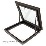 ضعف زجّج [ويندووس] سقف زجاجيّة علبيّة نافذة تصميم منور نافذة