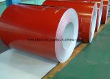 O cinza Ral9006 de prata/Prepainted a bobina de aço do soldado/a chapa de aço galvanizada revestida cor