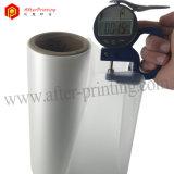 Pellicola lucida & opaca normale bagnata di BOPP per stampa e laminazione