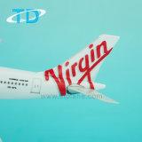 Regalo di modello di affari di 1:200 32cm della scala dell'Australia del Virgin dell'aereo A330-200 migliore