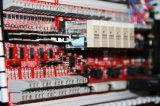 Métal de fibre optique de machine de découpage de laser largeur bon marché des prix de petite
