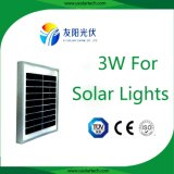 Poly panneau solaire d'OEM 3With5W