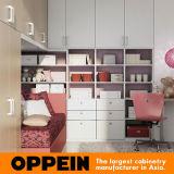 나무로 되는 가구 (OP16-KID03)가 Oppein 다채로운 아이들의 침실 가구에 의하여 농담을 한다