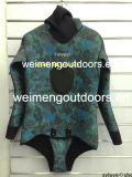 Qualität Heiwa Sheico Yamamoto Neoprene Camo Style Open Cell Freediving Spearfishing Wetsuit mit Adhesive., 04