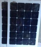 comitato solare flessibile della pila solare di 100W Sunpower