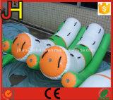 Jogo de água flutuante para parque de água inflável de alta qualidade para venda