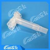 Material endobronquial del PVC del tubo del lumen doble