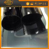 Película UV preta da segurança da prova de fragmento da redução