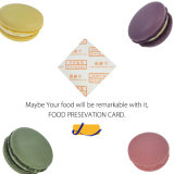 Absorptions-Faser-trocknende Lebensmittelkonservierung-Karte 100%