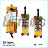 Controlador de Radio polipasto (F21-6S)