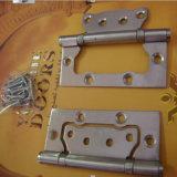 Porte intérieure de PVC de fabrication professionnelle