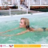 Leistungsfähiger MassageSwim BADEKURORT im FreienSwimmingpool mit Jacuzzi