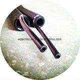 Tubo Braided della resina fibra a spirale del tubo flessibile della singola