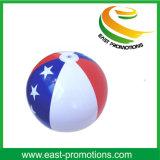 bola inflable del agua de la playa del PVC de 14inch 6PCS