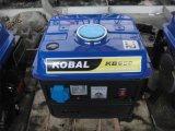 650W de alta calidad Silenciosa 2 Tiempos 950 Generador de gasolina