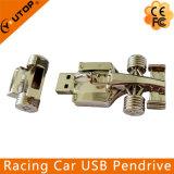 F1 métal créateur USB Pendrive (YT-1229) de cadeau de voiture d'emballage