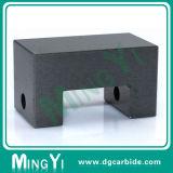 Bloco de localização de carboneto de tungstênio DIN de alta precisão