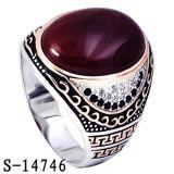 De nieuwe Model Zilveren Levering voor doorverkoop van de Fabriek van de Ring van Juwelen 925