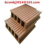 Decking WPC с неныжными древесиной и пластмассой для экстерьера