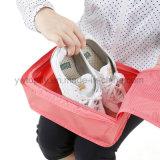 Мешок хранения ботинка перемещения портативный складной