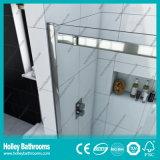 Baracca vendibile dell'acquazzone con lo scivolamento del vetro laminato temperato (SE940C)