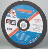 115X1.2X22.2mm das rodas da interrupção para Inox
