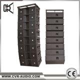 Helle Tonanlage-Lautsprecher-Zeile Reihe