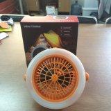 Nieuwe LEIDENE van de Ventilator van het Product het Kamperen Lamp