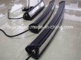 Изогнутые штанги СИД светлые для тележки/с Road/SUV/ATV 4X4 для вспомогательного оборудования Wrangler виллиса