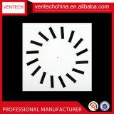 Hvac-Systems-quadratischer Luft-Aluminiumdiffuser (Zerstäuber)