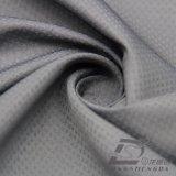 água de 75D 250t & do Sportswear tela 100% Phantom tecida do Pongee do poliéster do jacquard do diamante para baixo revestimento ao ar livre Vento-Resistente (E214)