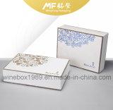 Rectángulo simple del cosmético del rectángulo del Bambú-Plástico elegante cómodo de Eco