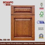 Porte en bois de Module de cuisine de Sapele (GSP5-021)