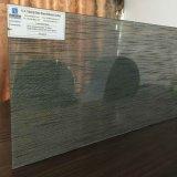 Подкрашиванный тип связанное проволокой стекло защитного стекла