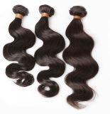 100 Menschenhaar, Qualitäts-malaysische Haar-Webart