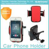 Support tournant de téléphone de véhicule de 360 degrés pour l'iPhone pour Samsung
