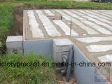 熱い販売を離れて100%年! 中国はプレハブのホーム、プレハブの家のための平板にプレストレスを施した