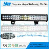 barra chiara LED del lavoro ad alto rendimento di 126W per il camion fuori strada