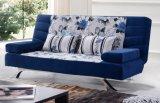 Sofà domestico del salone del blocco per grafici di legno del sofà (HX-SL037)