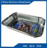 Haushalts-Aluminiumfolie-Tellersegment der Legierungs-8011-O 70micron