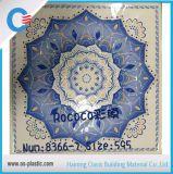 Azulejo 595*595*7m m del techo del PVC