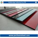 PVDF 입히는 알루미늄 합성 위원회 벽 클래딩