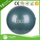 No6-2 Anti-Repartió la bola de la aptitud del ejercicio de la gimnasia de la bola de la yoga con el tubo de la resistencia