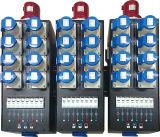 Panel de energía 32A con disyuntor