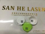 Populäre Zeichen-Gerät Sanhe Laser-Laser-Markierungs-Maschine