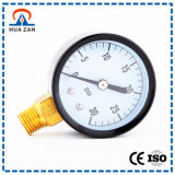 Pressione idraulica U del manometro di pressione bassa del tubo semplice di uso