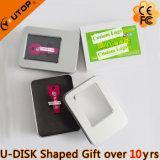 Hot regalo promocional de oro USB Flash Drive Key (YT-3213 hasta 04 de oro)