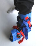 Inmovilizador compatible del tobillo de Mc-4b012 MRI